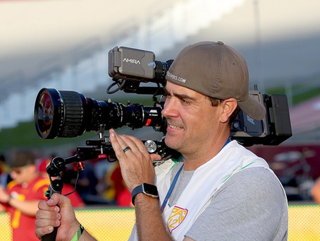 How I shoot a football game
