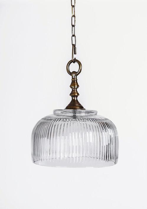 מנורת תלייה זכוכית -ניסן