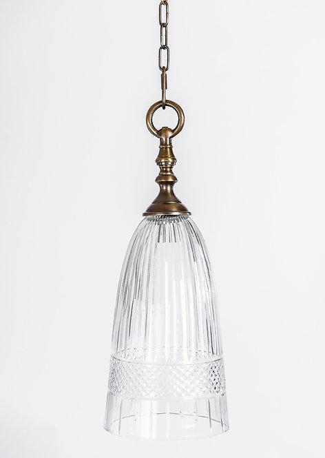 מנורת תלייה זכוכית -נינה