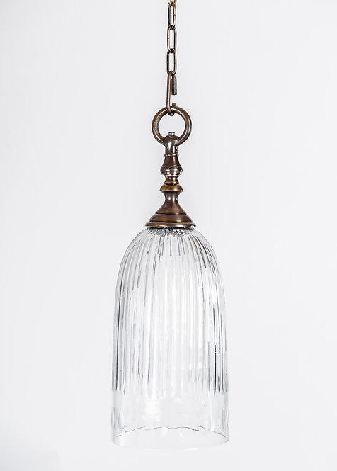 מנורת תלייה זכוכית - עומר