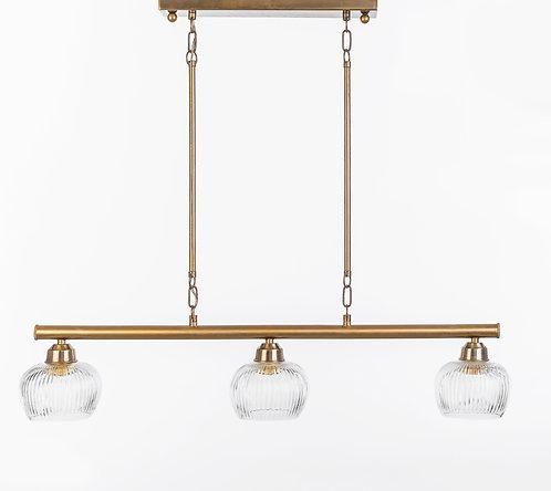 מנורת תלייה צינור - שובל