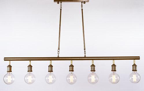 מנורת תלייה צינור - פורת