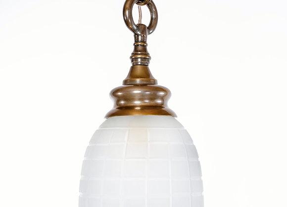 מנורת תלייה זכוכית - שיין