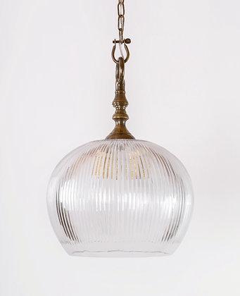 מנורת תלייה זכוכית - ריימונד