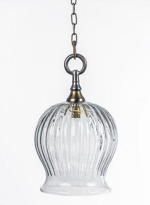 מנורת תלייה זכוכית -מעוז