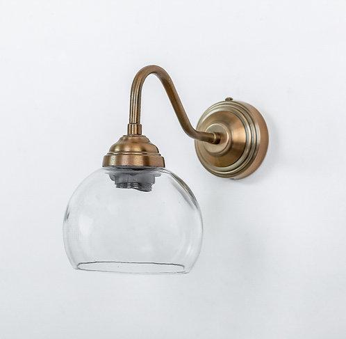 מנורת קיר/זרוע - ברנדי