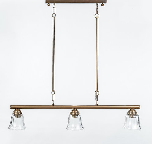מנורת תלייה צינור - אביגיל