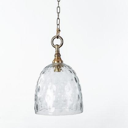 מנורת תלייה זכוכית -מיילי