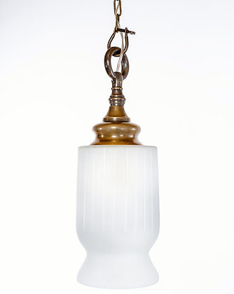 מנורת תלייה זכוכית - שגית