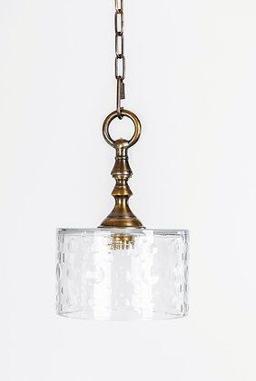 מנורת תלייה זכוכית - רונית