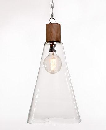 מנורת תלייה זכוכית - אבירם