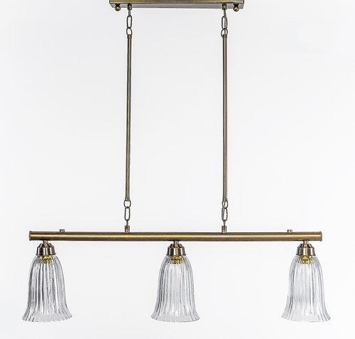מנורת תלייה צינור - בתיה