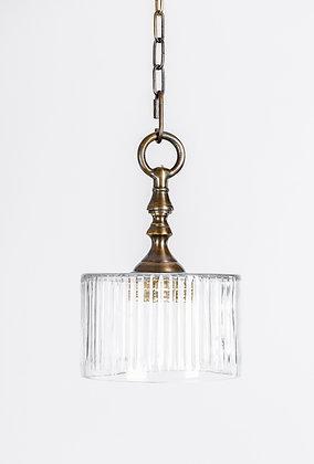 מנורת תלייה זכוכית - רועי