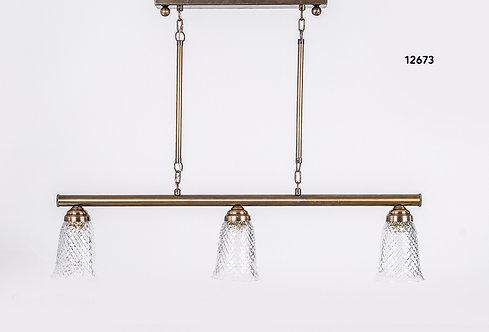 מנורת תלייה צינור - פלור