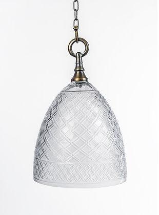 מנורת תלייה זכוכית -אוצר
