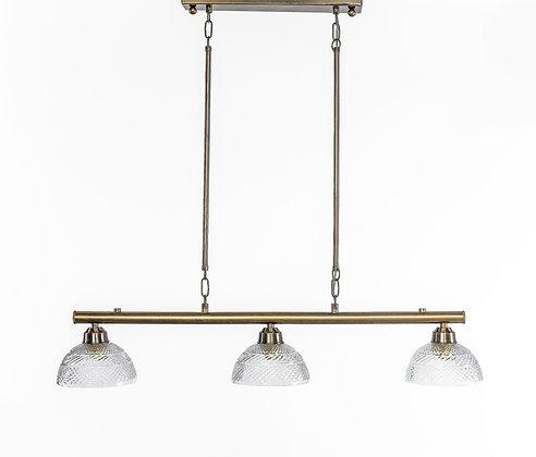 מנורת תלייה צינור - גור