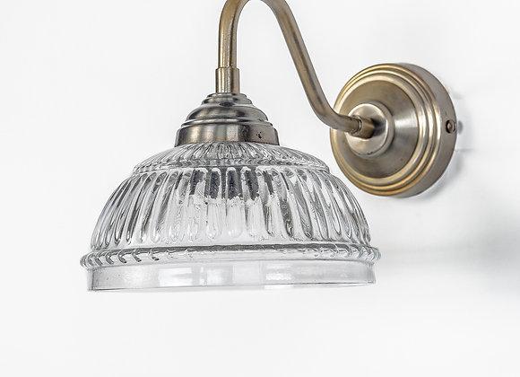 מנורת קיר/זרוע -בורדו