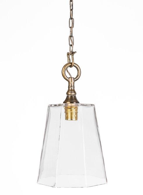 מנורת תלייה זכוכית - אפיק