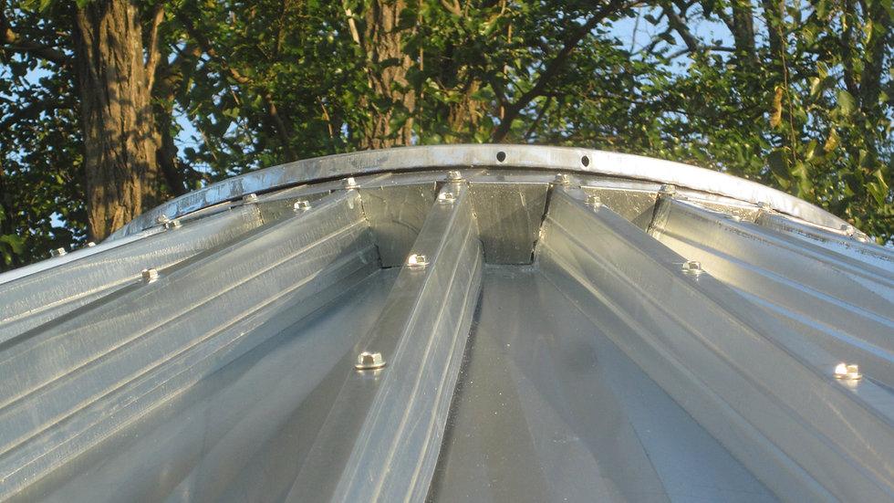 Metal Yurt Roof