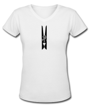 PIF Ladies' Peg Pendant Tee