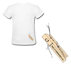 PIF Shirt Back