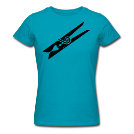 Ladies' American Apparel Tee