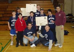 Team Big East 2003