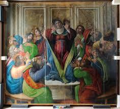 Restoration of a Botticelli