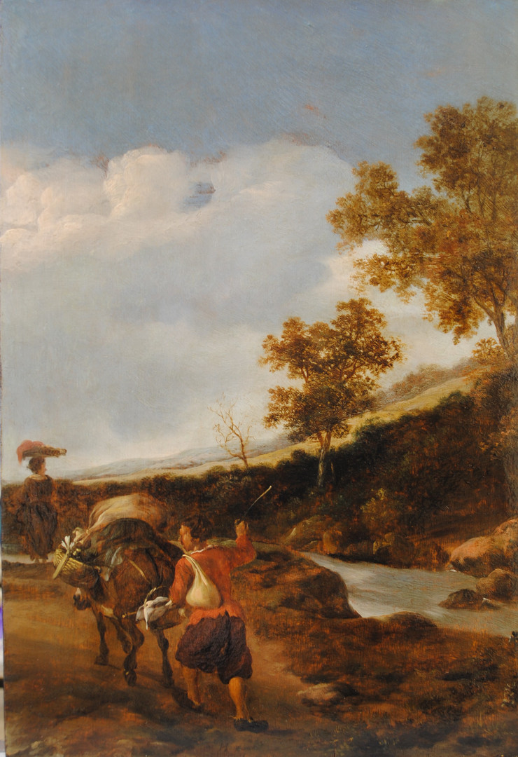 Seeking missing landscape