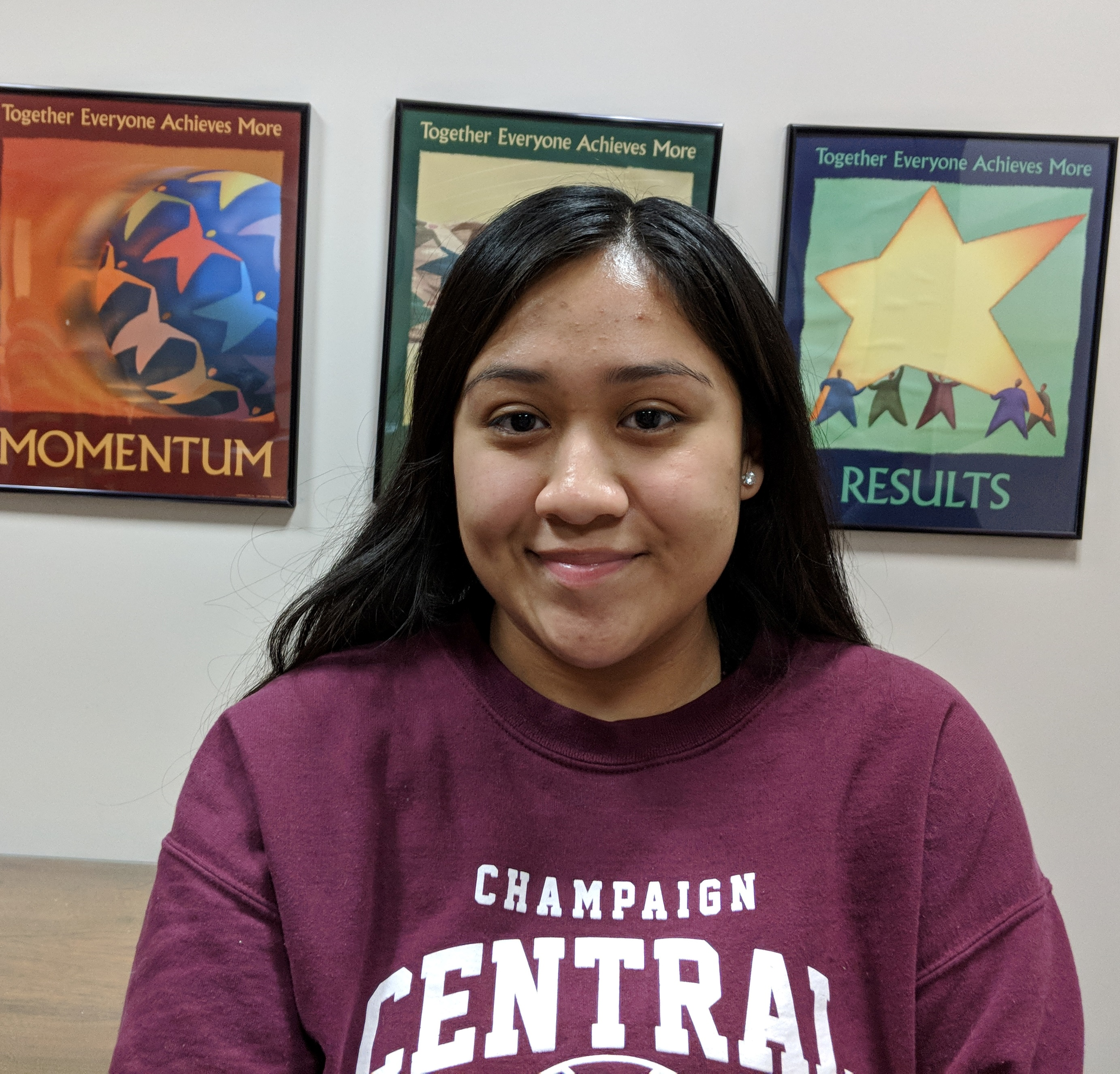 Jazmin Enriquez-Central H.S.