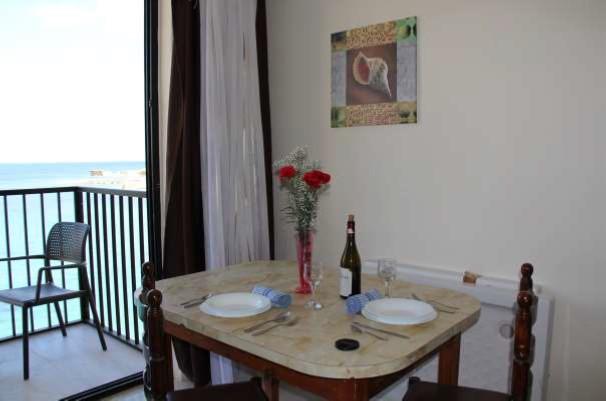 Studio Marsalforn Promenade Balcony dini