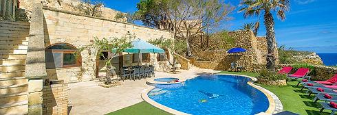 A farmhouse with private pool in Malta