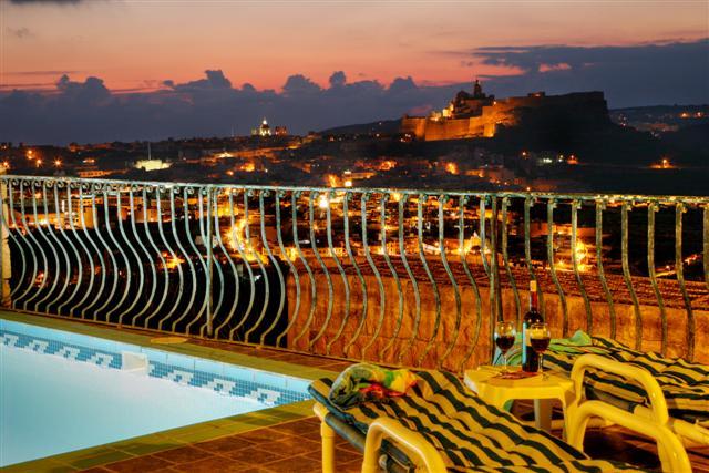 Night views of the Citadel