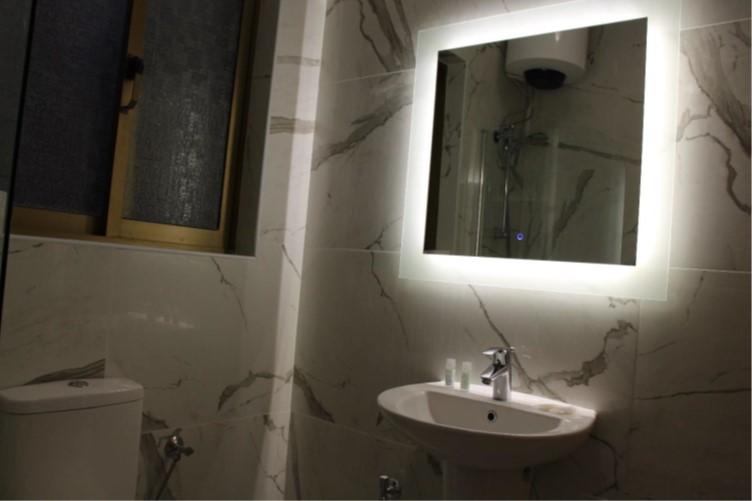 D8 bathroom