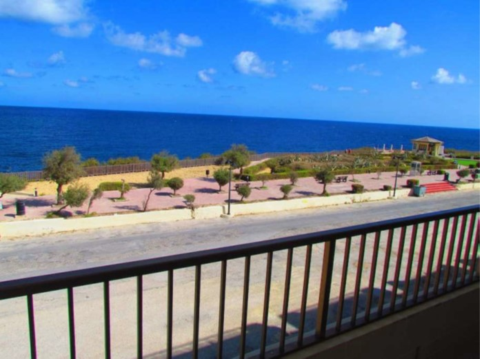 View from Balcony D6