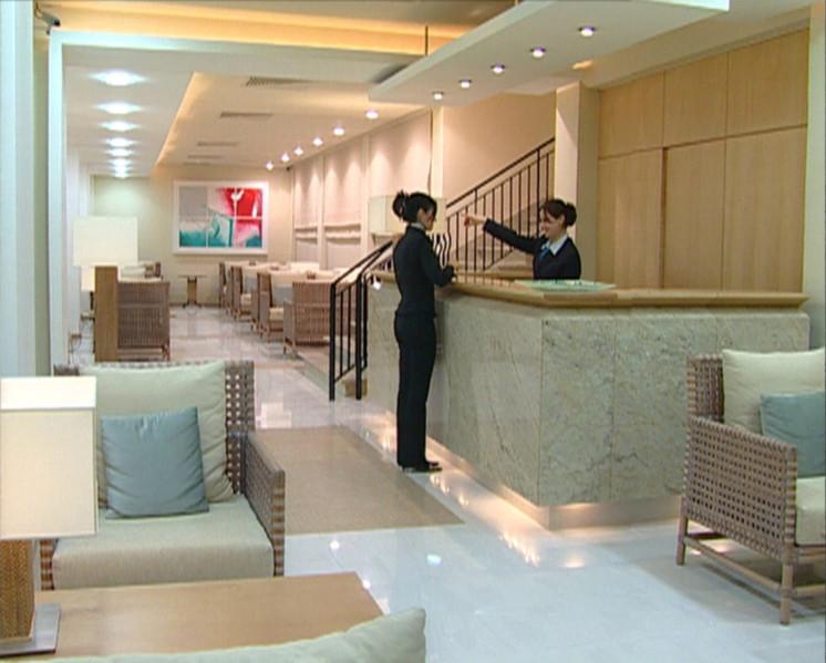 Hotel Calypso Reception