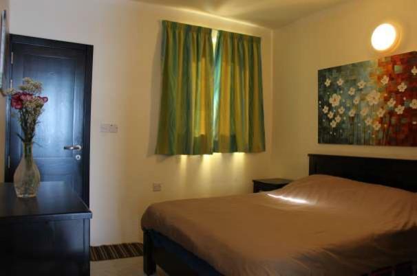 Studio Marsalforn Promenade bedroom