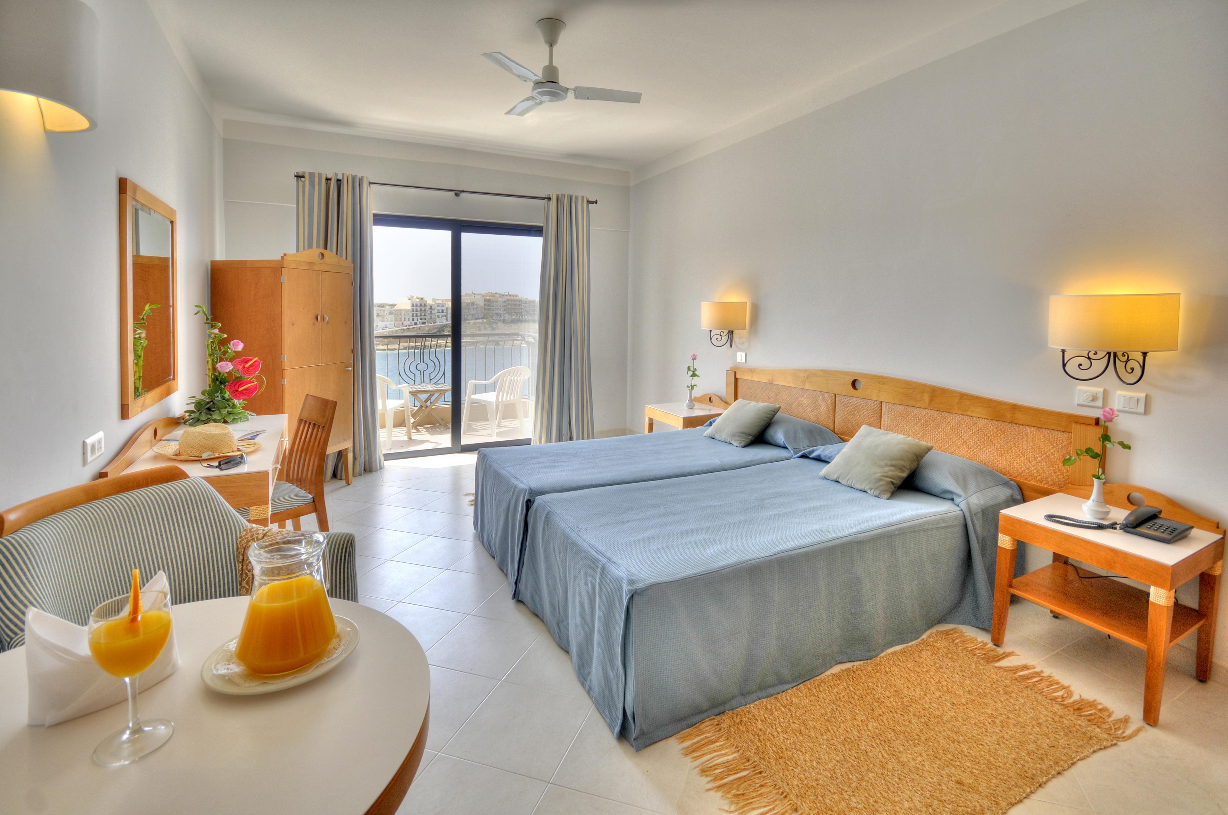 Hotel Calypso Bay View Room