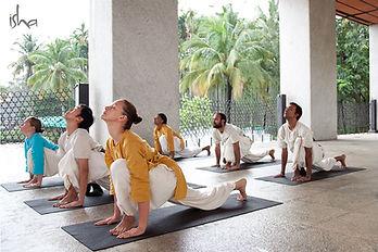Surya Kriya Isha