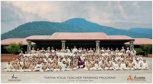Yogadwara Hatha Yoga Teacher Training 2016