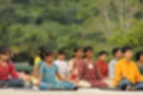 Isha kids yoga