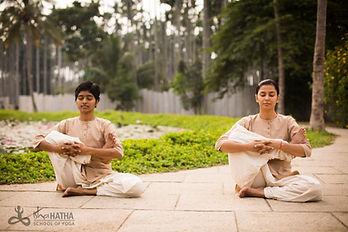 Upa Yoga Isha