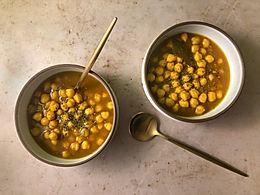 SOLIN的伊拉克式埃及豆汤(拉布拉比)