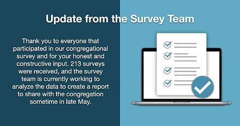 wbc-survey-team-update