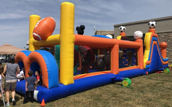 50ft Obstacle Course (2Piece)