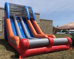 20 Ft Triple Slide