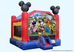 Mickey & Friends Bounce