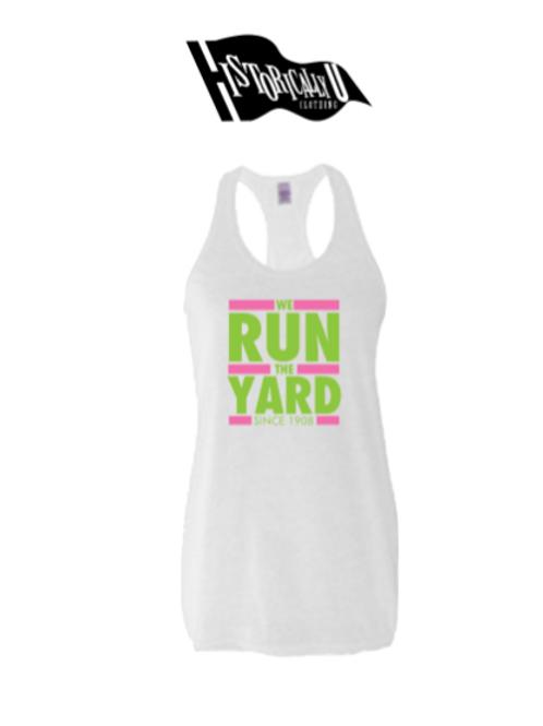 Been Runnin The Yard...AKA Inspired
