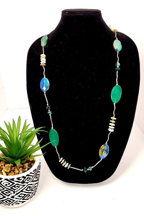The Meridia... Statement Necklace
