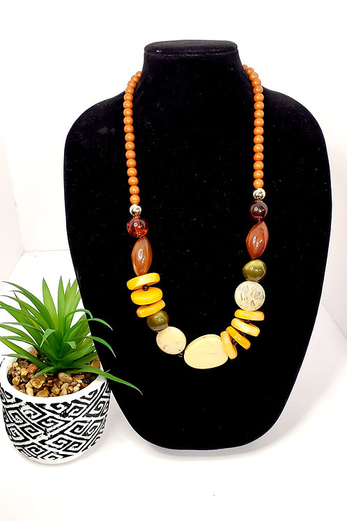 The Yesenia... Statement Necklace